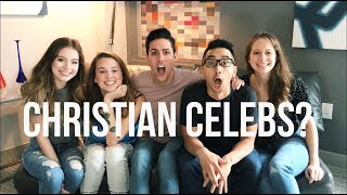 Celebrities 'claiming' Christianity- Ft. That Christian Vlogger & Savannah L