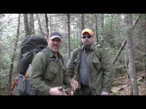 Canadian military gear Campout  With FSBushcraft