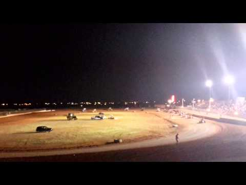Lawton Speedway August 22, 2015 Sprint feature