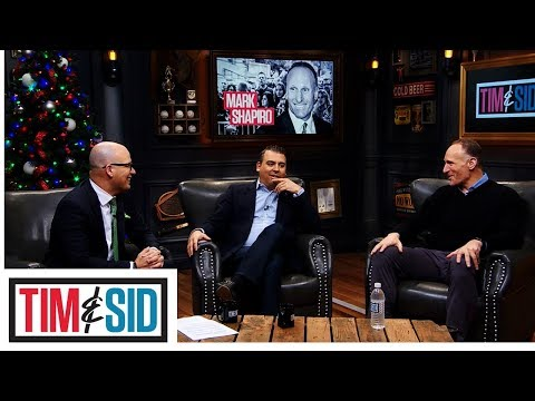 Blue Jays President Mark Shapiro FULL Interview | Tim and Sid