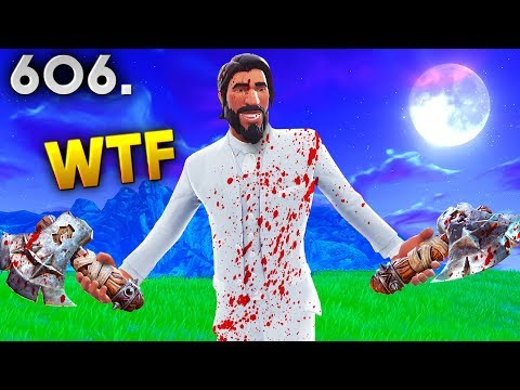 Fortnite Funny WTF Fails and Daily Best Moments Ep.606