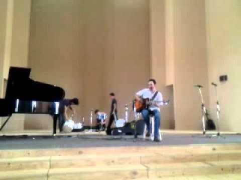 "David Vella Rehearsal - ""Majesty"""