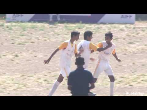 RFYS: Pune Jr. Boys - St. Vincent's High School vs Sardar Dastur High School Highlights