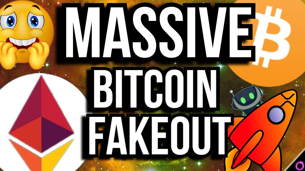 Think The Bitcoin Fakeout Is Too Good to Be True? I've got News for You