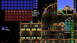 Terraria Loot from 2,000 Silt/Slush Blocks