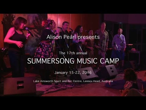 Summersong Music Camp 2016