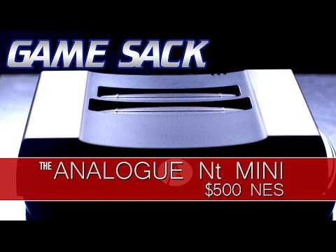 Analogue Nt mini $500 NES System - Review - Game Sack : Games