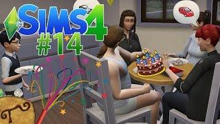 Die Sims 4 | S1 E14 | [DE][HD+] Kalles erster richtiger Geburtstag ♦ Let´s Play Sims 4