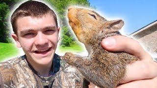 Squirrel Hunting has Begun!