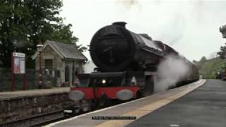 25th May 2019  6201  Princess Elizabeth    The Pennine Limited