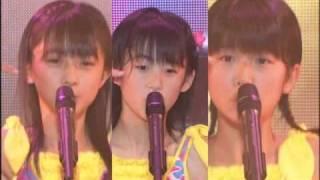Berryz工房 チュッ!夏パ~ティ 2005 白組.