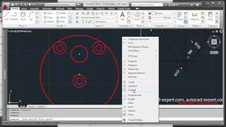 Sample Drawing 03 | Autocad Tutorial