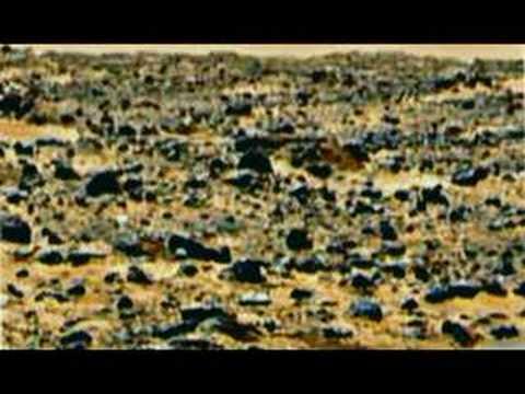Mars PIA04182JPG Independence 100's Tiny Humans & Primates