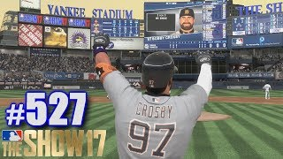 MY EXPERIENCE IN NEW YORK FOR THE COVER SHOOT! | MLB The Show 17 | Road to the Show #527