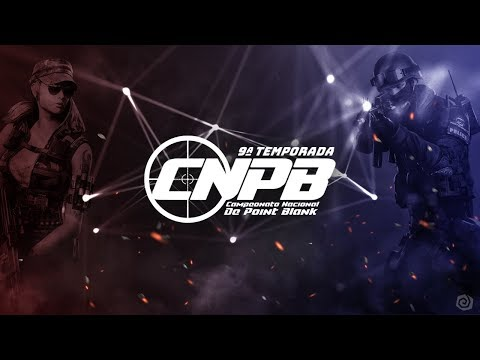 CNPB Liga Bala de Ferro - 3 dia - TEAMDOODLEZ vs UNCHARTED BLACK - EMPIREFZ vs BOMPTON - Point Blank