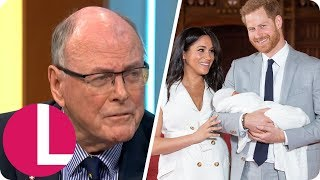 Royal Photographer Arthur Edwards Believes Harry Will Stay in the UK Upon Queen's Request | Lorraine