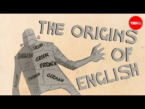 Where did English come from? - Claire Bowern thumbnail