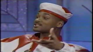 1991 Will Smith interview (Arsenio Hall Show)