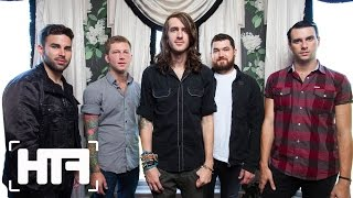 "Mayday Parade Reveal Their HTF Firsts! ""I Never Thought I'd Die Sailing Out In The Ocean!"""