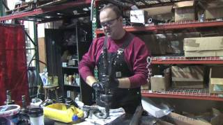 Birfield Removal - IFS Axle Disassembly