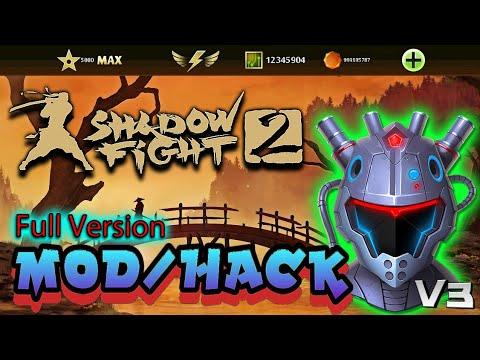 Shadow Fight 2 Mod Hack Apk | Full Unlocked Boss, Unlimited Money(v3)