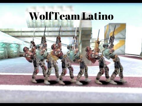 Las Mejores Jugadas Con Sniper Wolfteam Latino