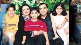 Rare, Unseen Pictures of Ambani Family