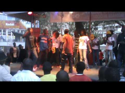 Ghetto radio performance