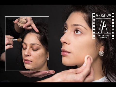 [MAKE-UP COURSE] GEL FOUNDATION & ACNE PRONE SKIN | Make-Up Atelier Paris [HD]