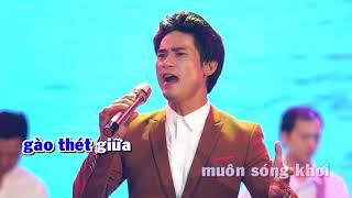 Karaoke | Linh Hồn Tượng Đá - Chế Kha