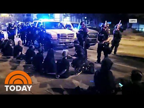 Breonna Taylor Grand Jury Ruling Spurs New Protests In Louisville | TODAY
