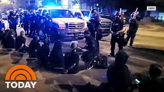 Breonna Taylor Grand Jury Ruling Spurs New Protests In Louisville   TODAY