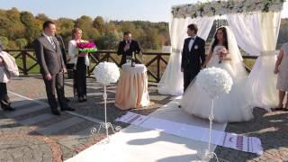 Свадебная церемония ресторан Фата Моргана