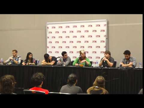 Rooster Teeth RTX 2015 Career Development with Former RT Int