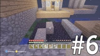 Minecraft Xbox - Sky Island Challenge - Spring Cleaning! [6]