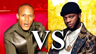 Canibus Vs. Papoose - Full Battle [Beef Analysis] Resimi