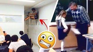 10 Profesores que no se andan con Tonterías 👨🏻🏫