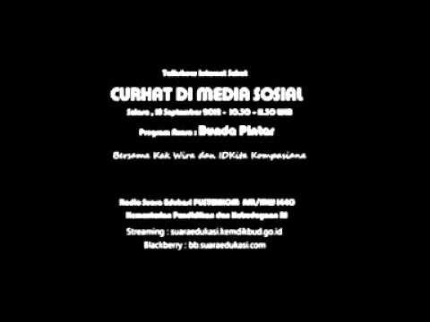 Curhat Di Media Sosial 2 Youtube