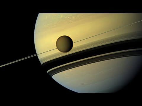 What life on Saturn's moon Titan might look like