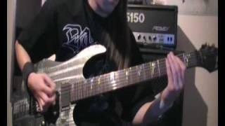 Edge Of Sanity - Incantation Guitar