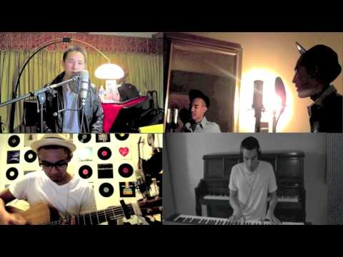 Hey Soul Sister (Remix/Cover) - Lil Crazed ft. Jason Chen, MarctheSharc27, and Summer Breeze