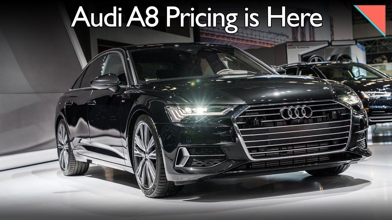 Audi A Price Mini Robots Inspect Engines Autoline Daily - Audi car a8 price
