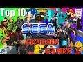 Top 10 Best Sega Genesis / Mega Drive Games (10 to 1)