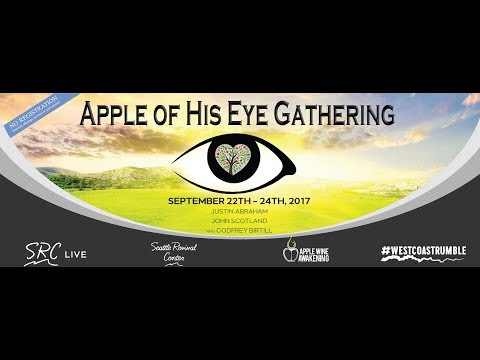 Justin Abraham | Apple of His Eye Gathering | 09/22/17 | 7:00 PM