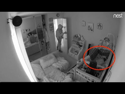 A Father Set Up Camera In Daughter's Room To Find Out Why She Wakes Up With Bruises Every Morning