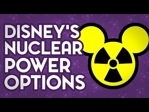 Disney World's Nuclear Power Options