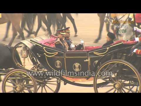 Beating of the Retreat 2016 HD - Part 1