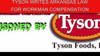 Tyson Foods Writes Arkansas