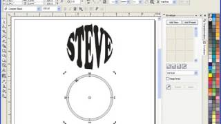 Another Corel Draw Tool For Creating Scroll Saw Patterns