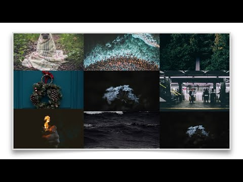 Create a Modern Slideshow Aimation In Hitfilm Express - Motion Graphics Tutorial
